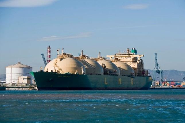 Cores: las importaciones de gas natural aumentan un 5,4% en enero