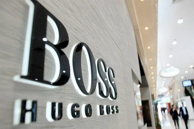 Hugo Boss registra pérdidas de 200 millones de euros