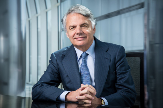 Ignacio Garralda financiero del año