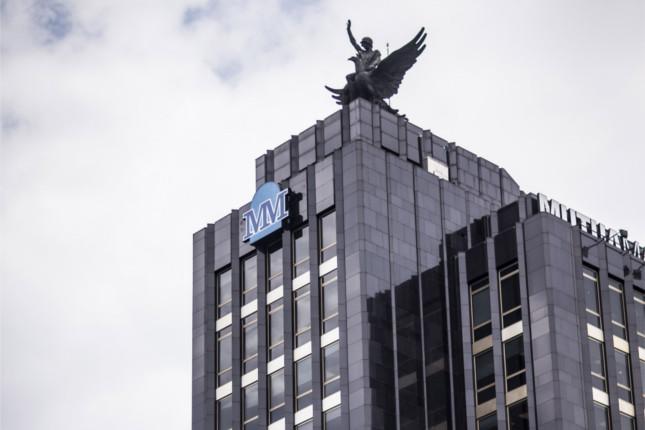 Mutua Madrileña gana un 24,6% menos