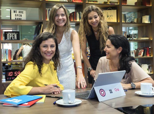 Openbank apuesta por la equidad de género en su plantilla