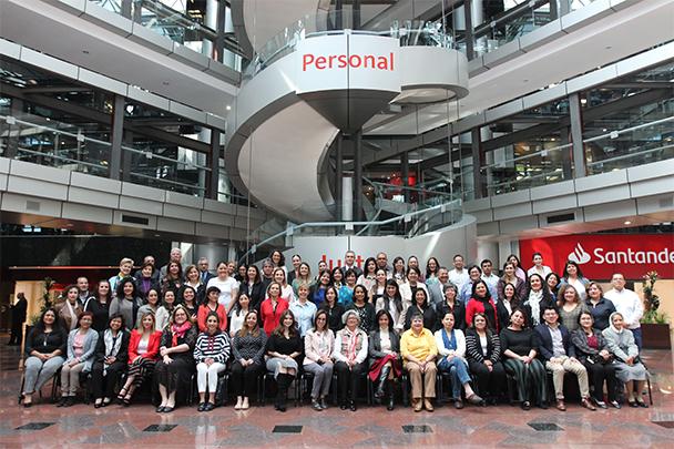 Banco Santander México planea apoyar cerca de 70 iniciativas sociales en 2019