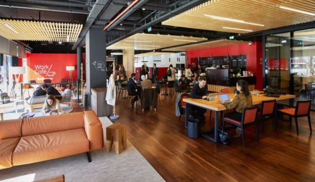 Banco Santander Totta pone en marcha la primera sucursal bajo el modelo Work Café en Portugal