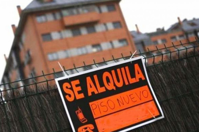 El precio medio de la vivienda en alquiler sube un 3%