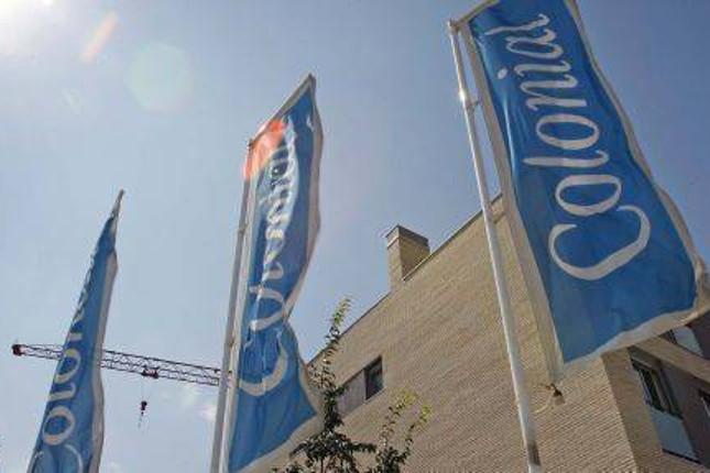 Colonial cierra préstamo sostenible con CaixaBank