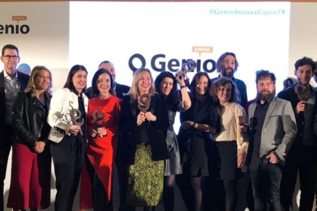 Aprendemos juntos y Baby Planner de BBVA reciben premios Genio 2019