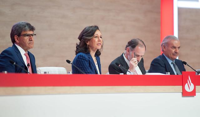 Rodrigo Echenique presidirá la Fundación Banco Santander