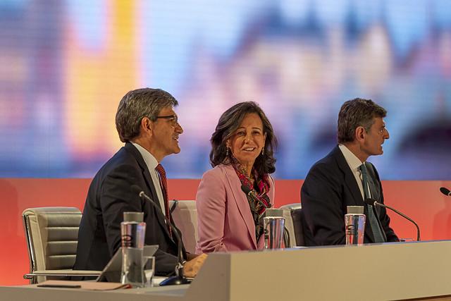 """Ana Botín: """"Openbank, la filial 100% digital de Banco Santander, se lanzará en 10 nuevos mercados, comenzando por Alemania"""""""
