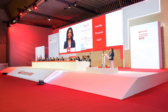 Así es la apuesta de Banco Santander por la transformación digital