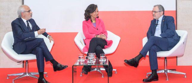 """Ana Botín (Banco Santander): """"la educación es la mejor manera de contribuir al progreso de una forma responsable"""""""