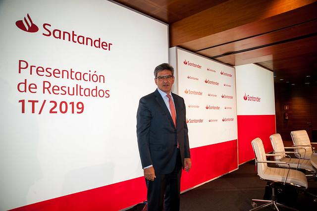 Banco Santander apuesta por la diversificación geográfica como una de sus principales fortalezas