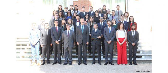 Banco Santander respalda programa de becas para jóvenes universitarios iberoamericanos