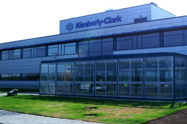 Kimberly-Clark gana un 388% más hasta marzo