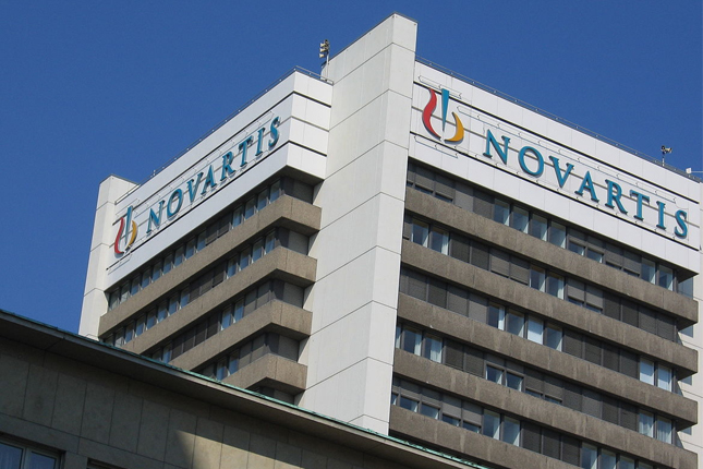 Novartis gana 2.460 millones de euros en el segundo trimestre