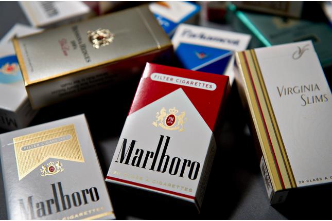 Philip Morris reduce un 13% su beneficio en el primer trimestre