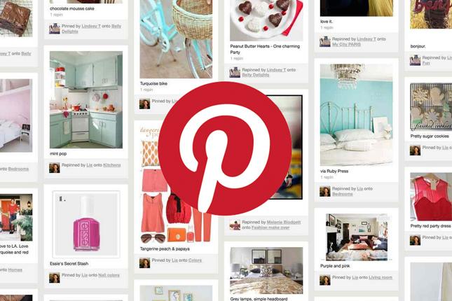 Pinterest se fija una meta de entrada en Bolsa de 1.500 millones de dólares