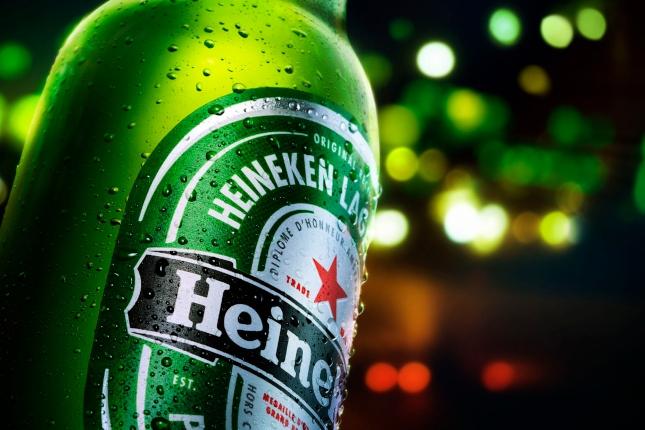 Heineken amplía un 12,8% sus beneficios