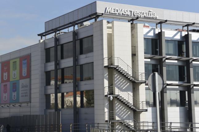 Mediaset sube tras un incremento de la inversión de JP Morgan