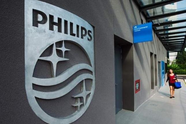 Philips eleva un 31% su beneficio