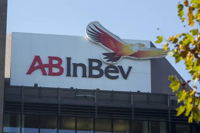 AB InBev gana 2.247 millones de euros hasta marzo