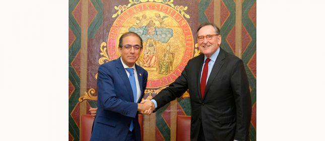 Banco Santander fortalece su colaboración con universidades en España