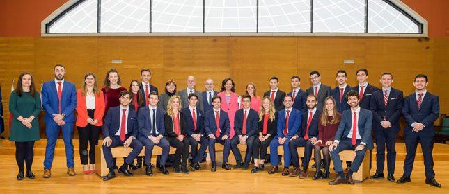 Banco Santander impulsa la XXIV edición del Máster en Banca y Mercados Financieros del SANFI