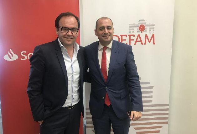 Banco Santander promueve el desarrollo de la empresa familiar en la Comunidad de Madrid