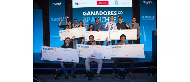 Banco Santander Chile impulsa el programa Brain Chile, que suma más de 600 emprendedores participantes