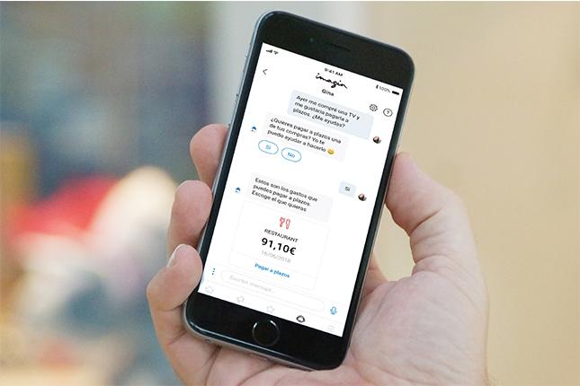"""CaixaBank crea un """"chatbot"""" que ayuda a los clientes a financiar sus compras"""