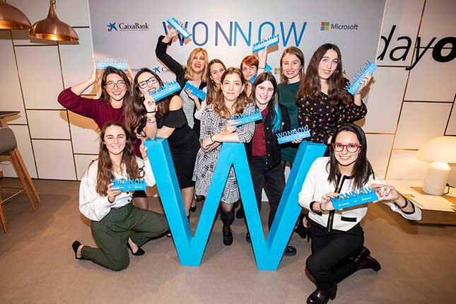 CaixaBank y Microsoft galardonarán a las mejores alumnas de grados STEM