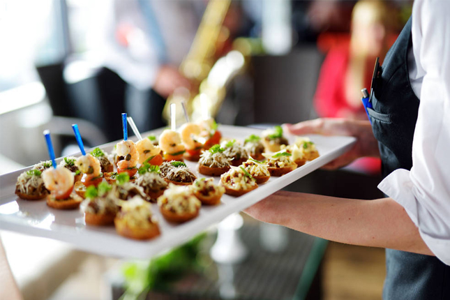 Las empresas de catering incrementan un 4% sus ventas en 2018