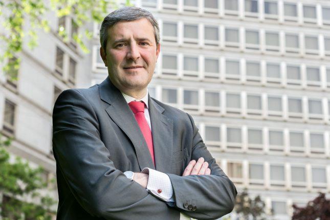 Ernesto Martínez (Grupo Santander) revalida su último año de mandato al frente del Instituto de Auditores Internos de España