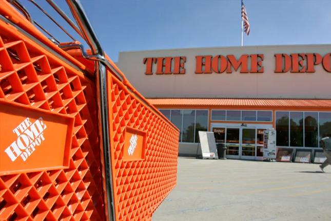 The Home Depot gana 2.254 millones de euros en el primer trimestre