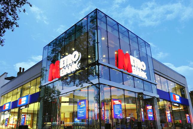 Metro Bank amplía capital por 428 millones de euros