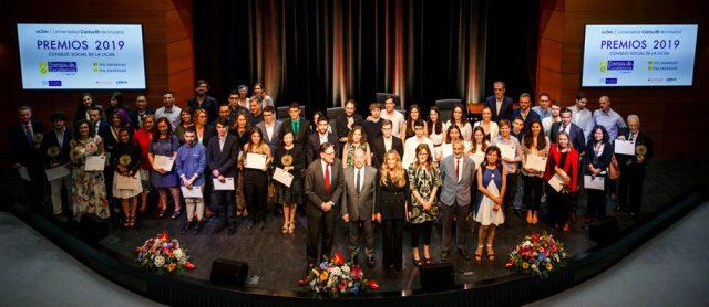 Banco Santander respalda los Premios de Excelencia 2019 de la UC3M