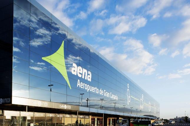 Los aeropuertos de Aena registran 18 millones de pasajeros