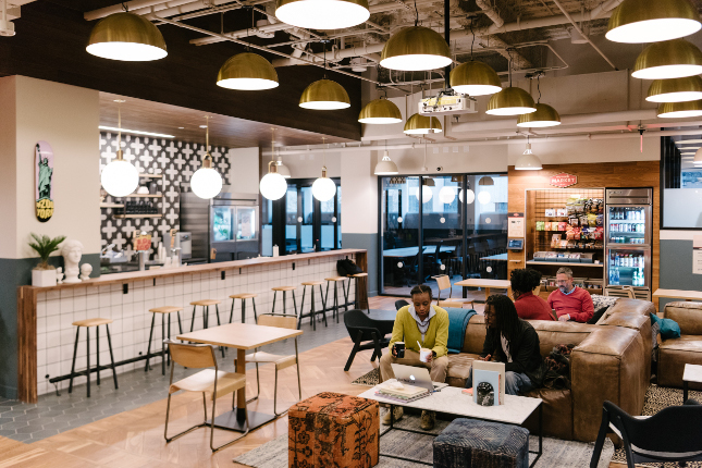 WeWork abre su sexto centro de oficinas compartidas en Madrid