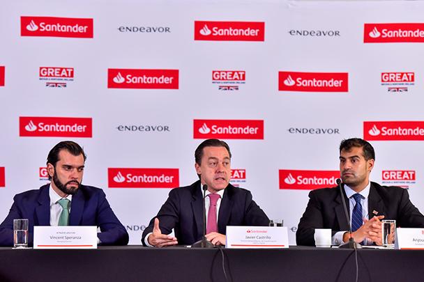 Banco Santander México lidera estudio sobre el ecosistema Fintech en Latinoamérica