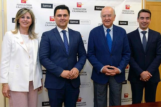 Bankia y Fundación Cajamurcia colaboran con dos festivales internacionales de Murcia