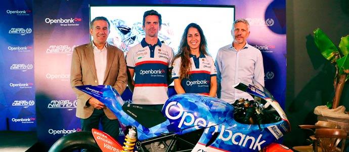 Openbank, la filial 100% digital de Banco Santander, se estrena en el patrocinio deportivo