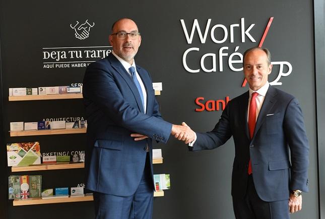 Banco Santander impulsa el uso 5G de la banca europea, con una experiencia piloto en Alcobendas