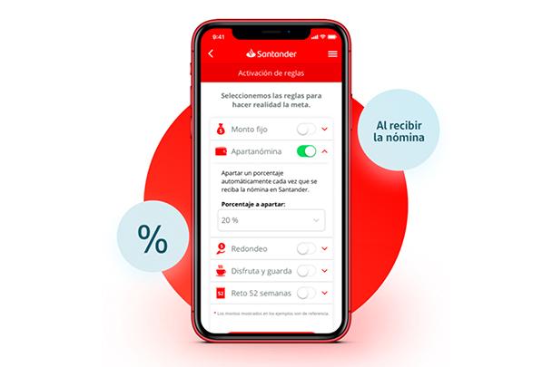Banco Santander México desarrolla herramienta con Inteligencia Artificial para impulsar el ahorro de sus clientes