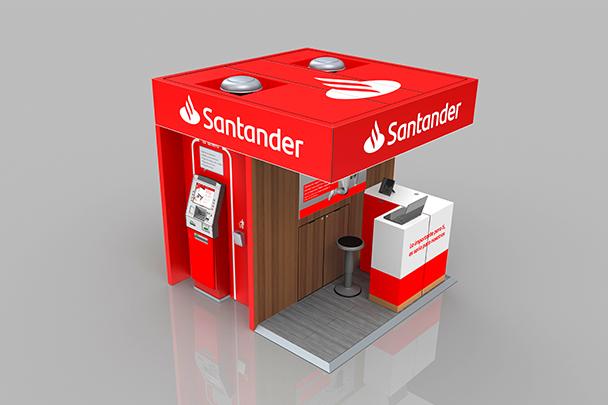 Banco Santander México y el Fidecomiso Fibra Uno (FUNO) se unen para incrementar servicios bancarios innovadores en el país