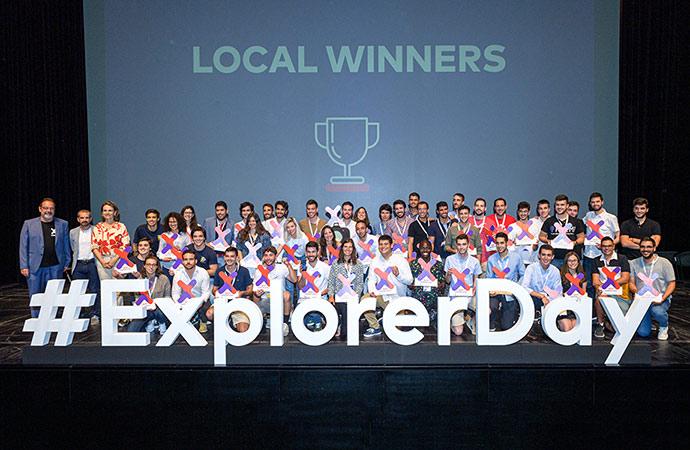 Banco Santander avanza con su programa Explorer, que impulsa el emprendimiento juvenil