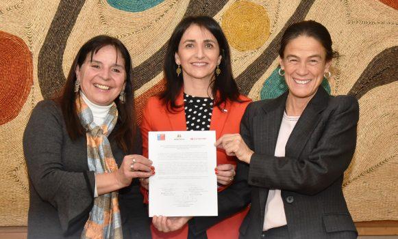 Banco Santander Chile da inicio al Programa Mentoring de Mujeres Líderes