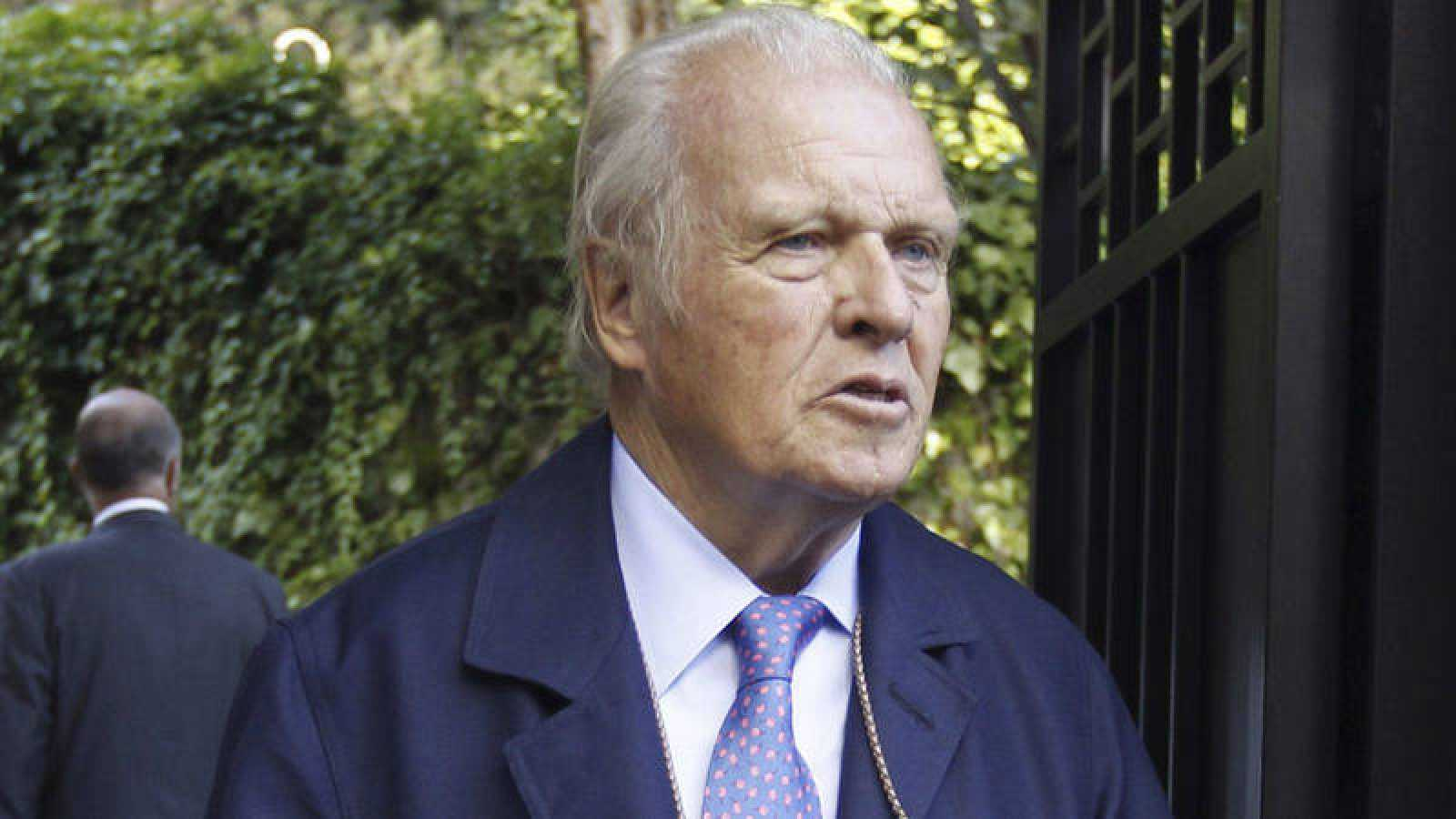 Fallece Emilio Ybarra