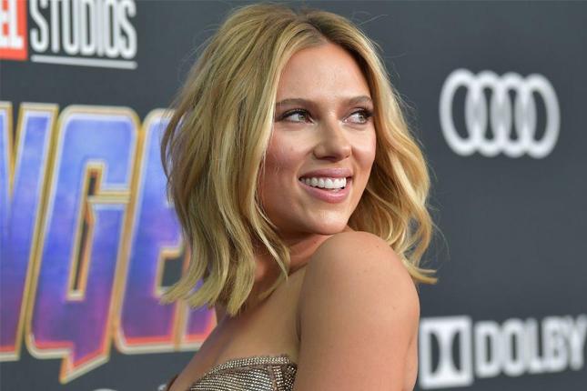 Scarlett Johansson, la actriz mejor pagada de Forbes por segundo año