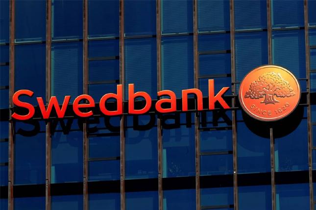 Swedbank procesó 36.700 millones en transacciones con alto riesgo de blanqueo