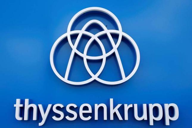 Thyssenkrupp pierde 1.320 millones de euros en su primer semestre fiscal