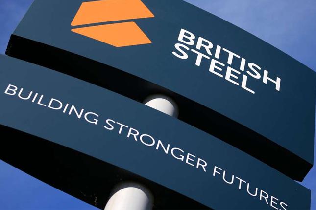 Jingye compra British Steel